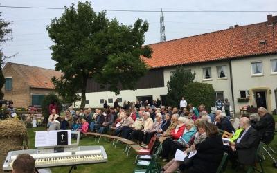 Erntedankgottesdienst Hof Leppelmann 24.09.2017